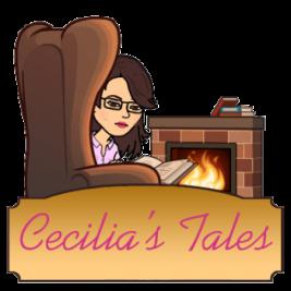 Imagen Cecilia con cuentos