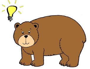 Imagen de la técnica del oso arturo indicando ideas de solución del problema